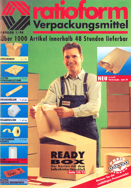 1994 Hauptkatalog