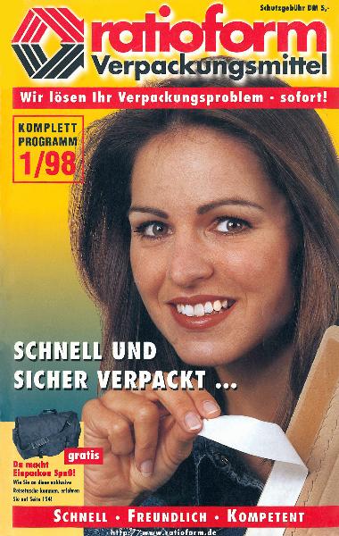 1998 Hauptkatalog