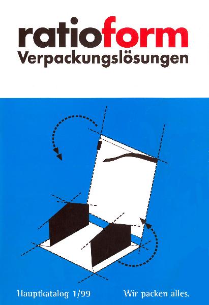1999 Hauptkatalog