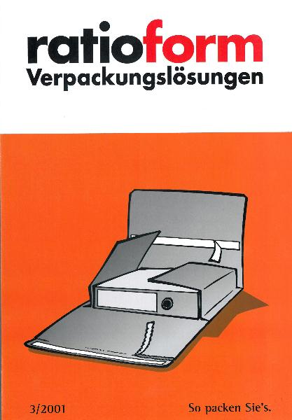 2001 Hauptkatalog