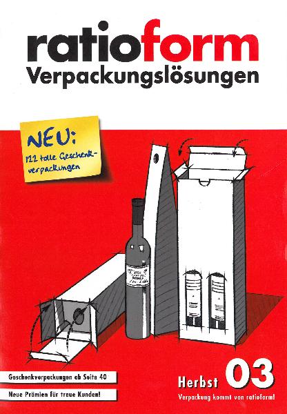 2003 Herbst Hauptkatalog