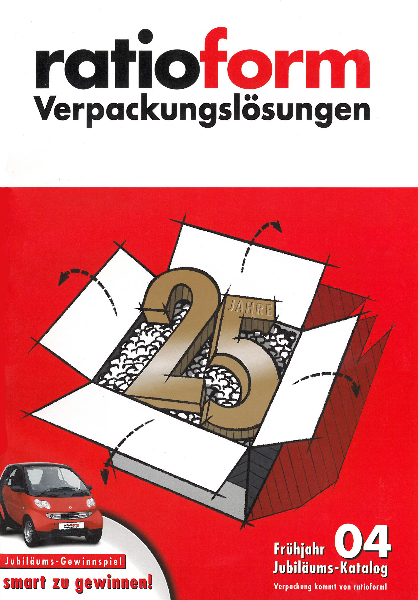 2004 Frühjahr Jubiläumskatalog