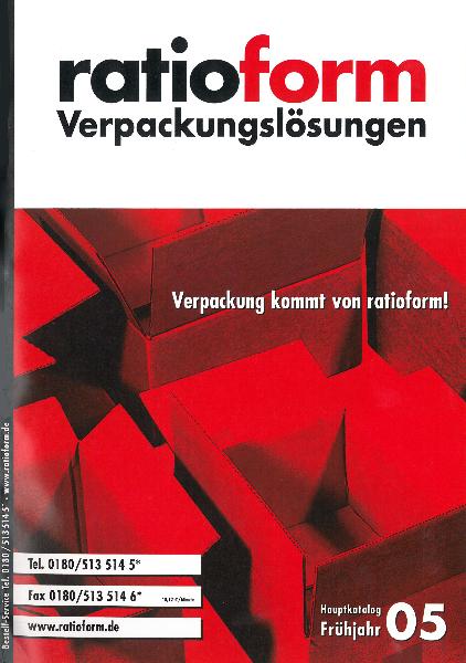 2005 Frühjahr Hauptkatalog