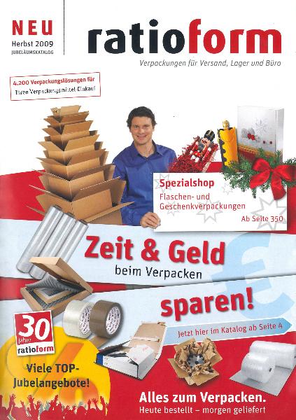 2009 Herbst Jubiläums-Katalog