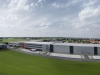 Luftaufnahme Gesamtkomplex