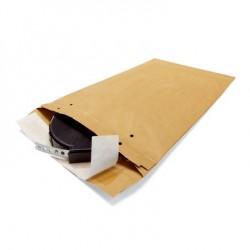 Unsere Empfehlung: Papierpolstertasche Premium.