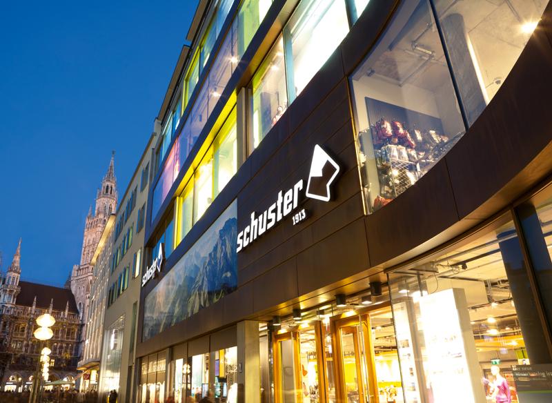 Sporthaus-Schuster