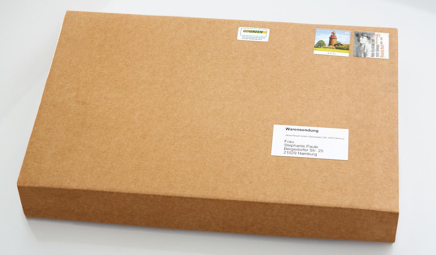 Warensendung Richtig Verpacken Verschliessen ᐅ So Geht S 14