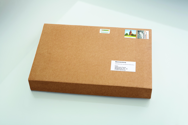 Paket Frankieren Post
