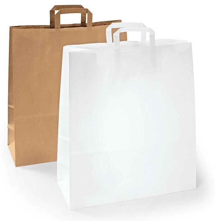 papiertragetasche-weiß-braun
